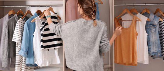Vêtements tendance