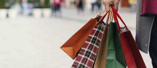 shopping de luxe